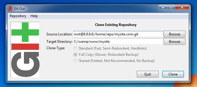 how to delete a remote git repo
